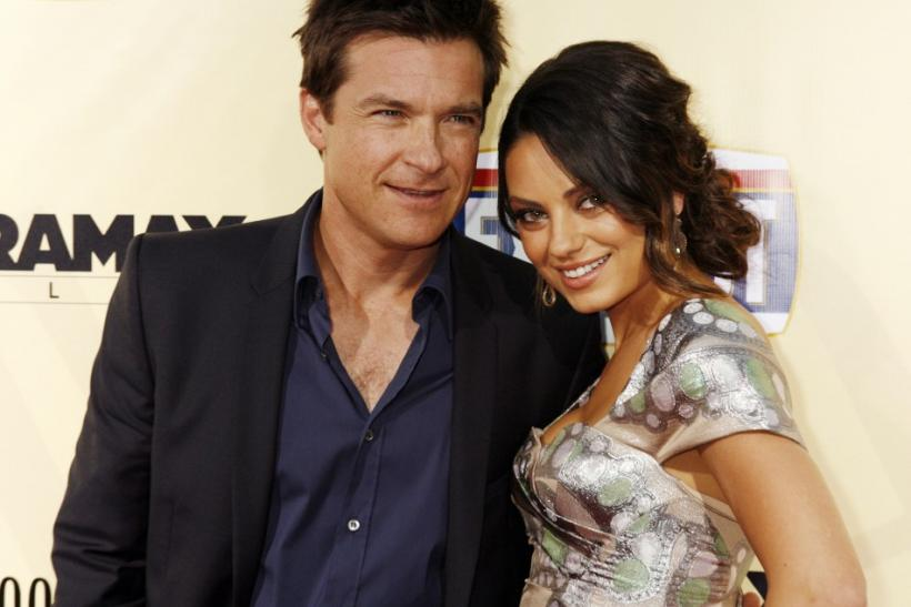 Mila Kunis and Jason Bateman