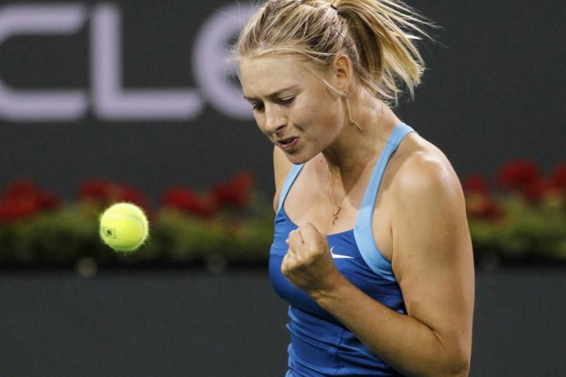 Maria Sharapova Hair: Short Wig Fooled Fans, her 10 Hottest Hairdos [PHOTOS]