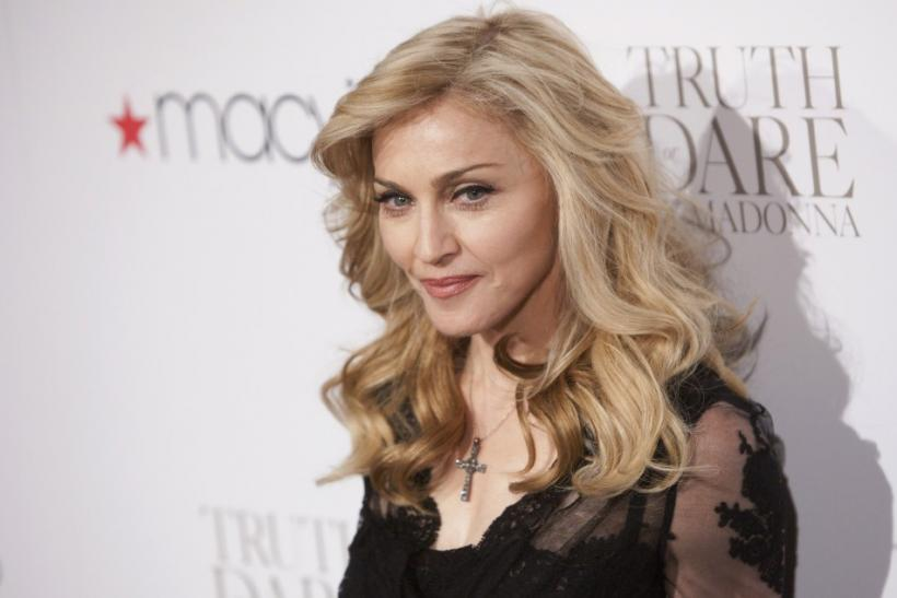 Madonna Covers Lady Gaga's 'Born This Way,' Says 'She's Not Me' [VIDEO]