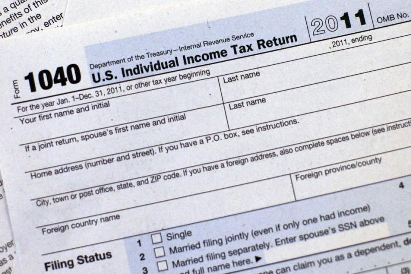Tax Refund Delay 2012 When To Expect Your Return Irs Schedules
