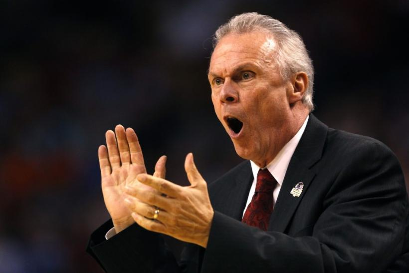 Bo Ryan has been Wisconsin's head basketball coach since 2001.