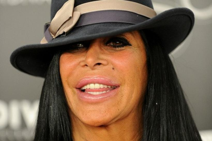 "Big Ang from VH1's ""Mob Wives"" gets her own reality show."
