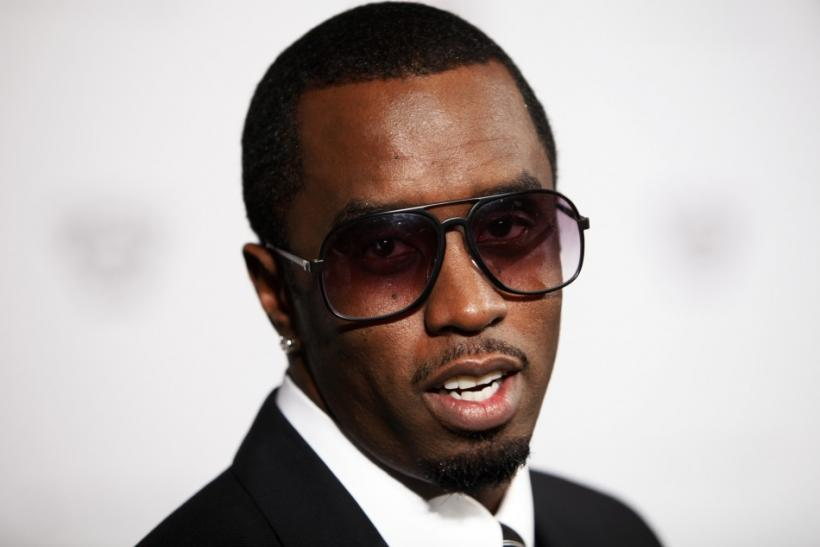 Rapper Sean Diddy Combs