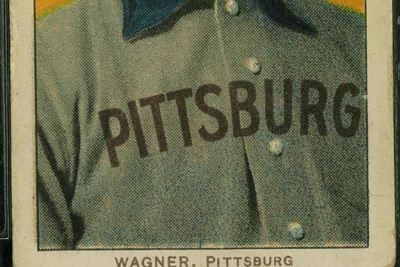 Honus Wagner Baseball Card Sells For 12 Million Buyer Remains