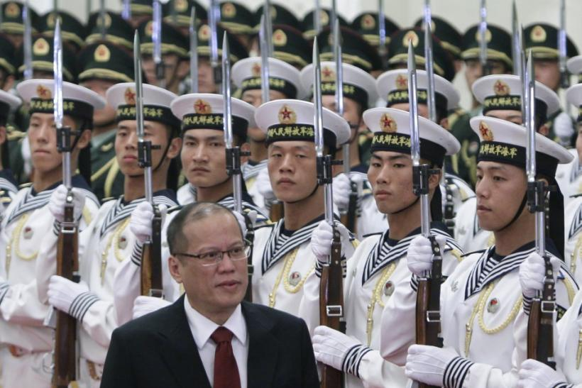 The Philippine President and the Chinese Navy