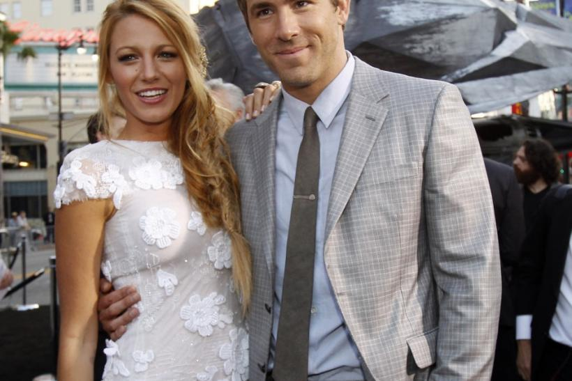 Blake Lively And Ryan Reynolds Wed In Surprise 'Notebook ...