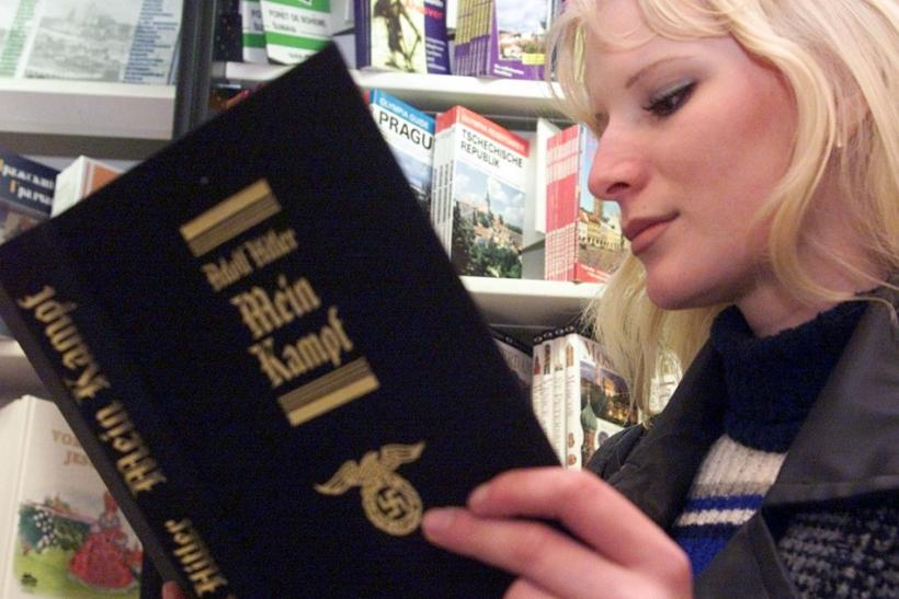 "Could renewed publication really ""demystify"" 'Mein Kampf''s extreme racist ideology?"