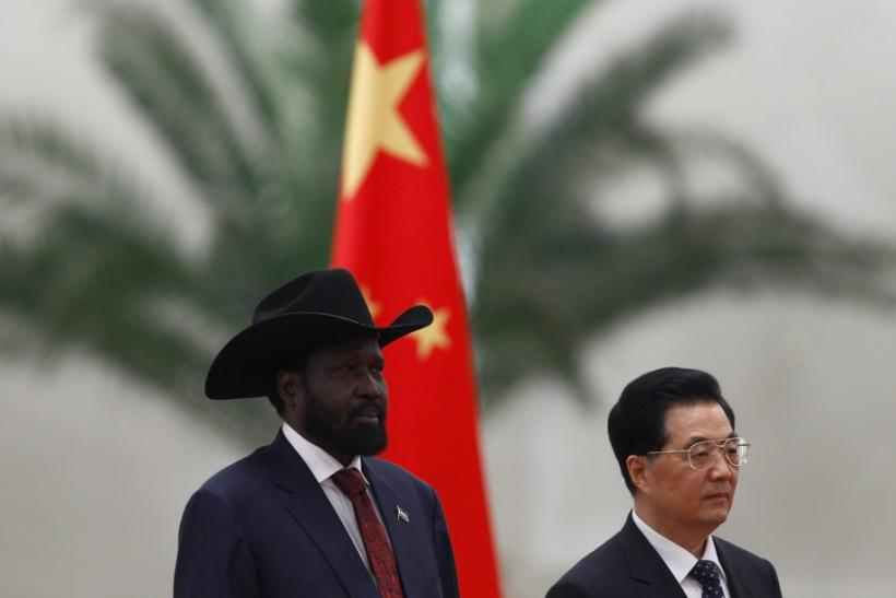 South Sudan and China