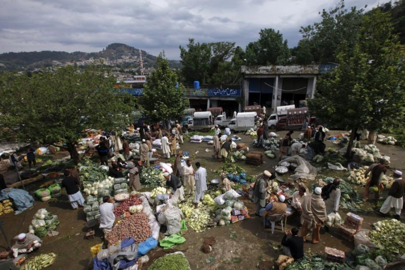 Abbottabad: One Year After Osama Bin Laden [PHOTOS]