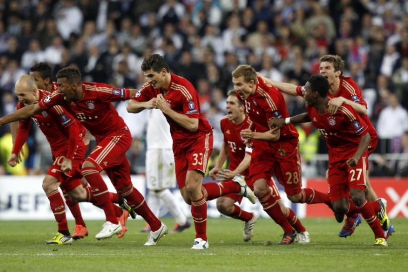 Watch highlights and read a full analysis of Bayern Munich's victory over Real Madrid in the semi-finals of the Champions League.