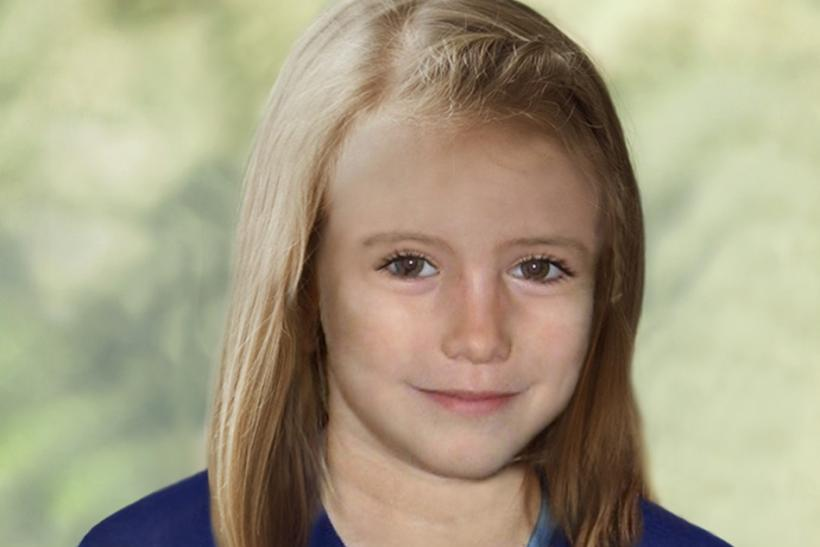 A computer-generated photograph shows how Madeleine McCann may look as her ninth birthday approaches