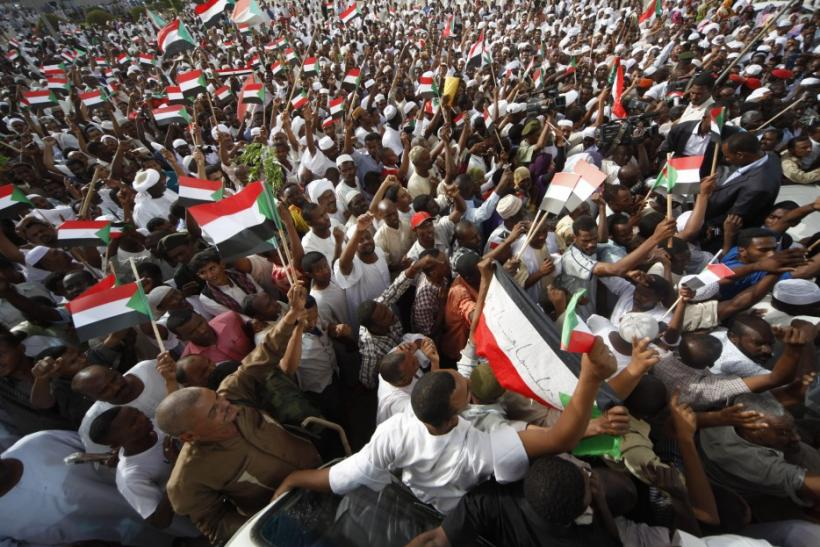 Support for al-Bashir