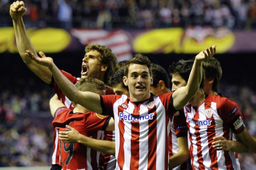 Watch highlights of Athletic Bilbao Vs. Sporting Lisbon in the Europa League semi-final.