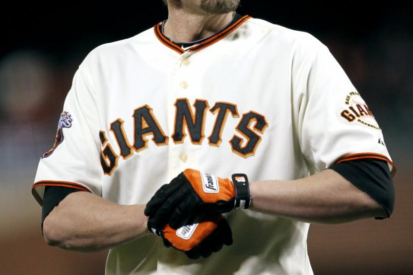 Aubrey Huff has suffered an anxiety attack