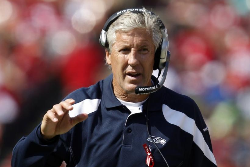 Pete Carroll took a chance on the troubled linebacker from West Virginia.