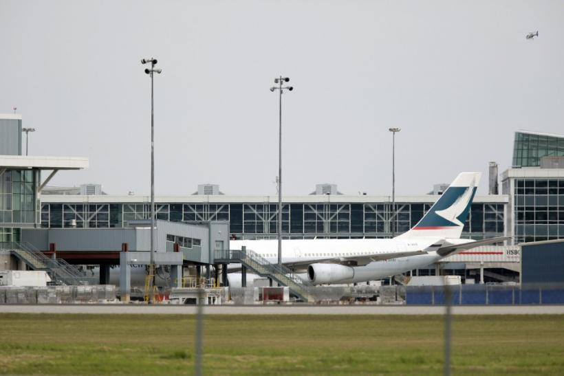 9. Vancouver International Airport