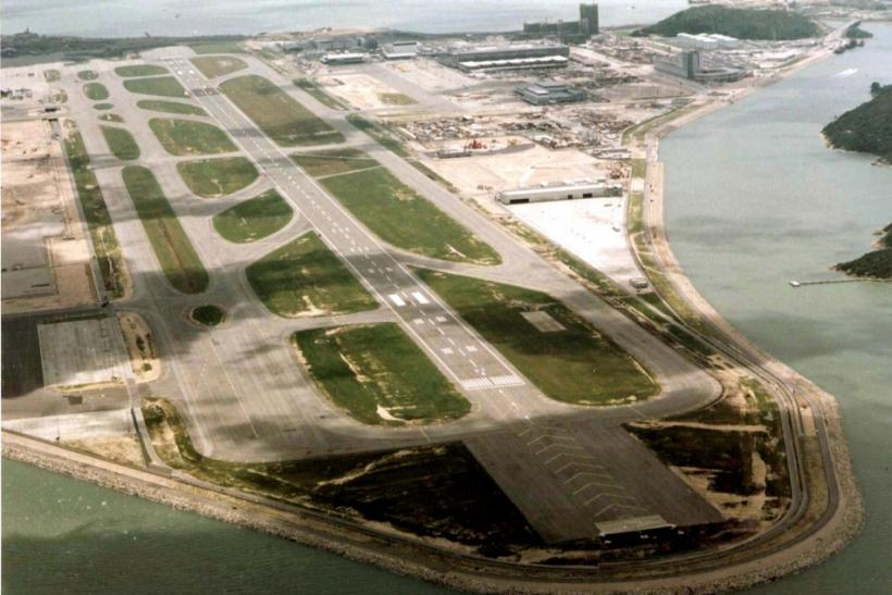3. Hong Kong International Airport