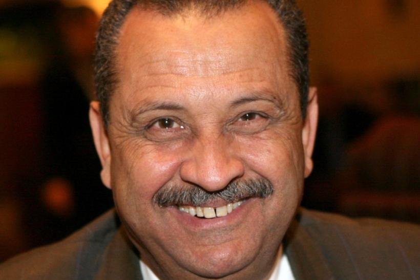 Shukri Ghanem, chairman of Libya's National Oil Corporation, in 2006.
