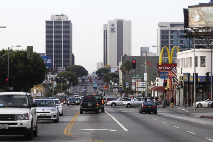 4. Los Angeles, Calif.