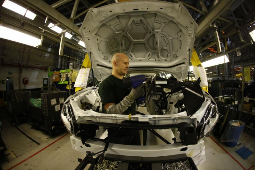 Jaguar XJ British Manufacturing