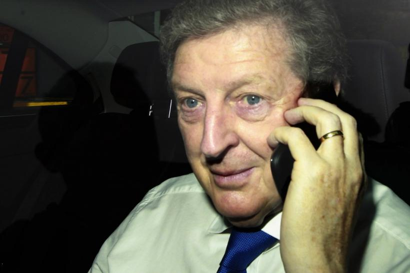 Roy Hodgson new manager of England