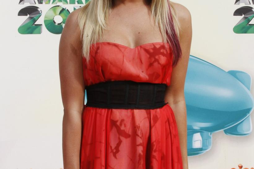 Ashley Tisdale aka Sharpay Evans