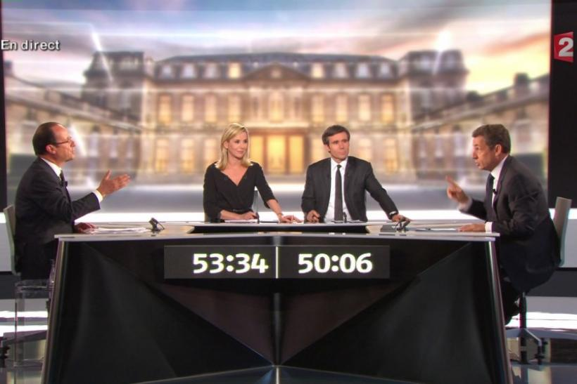 French Presidential Debate