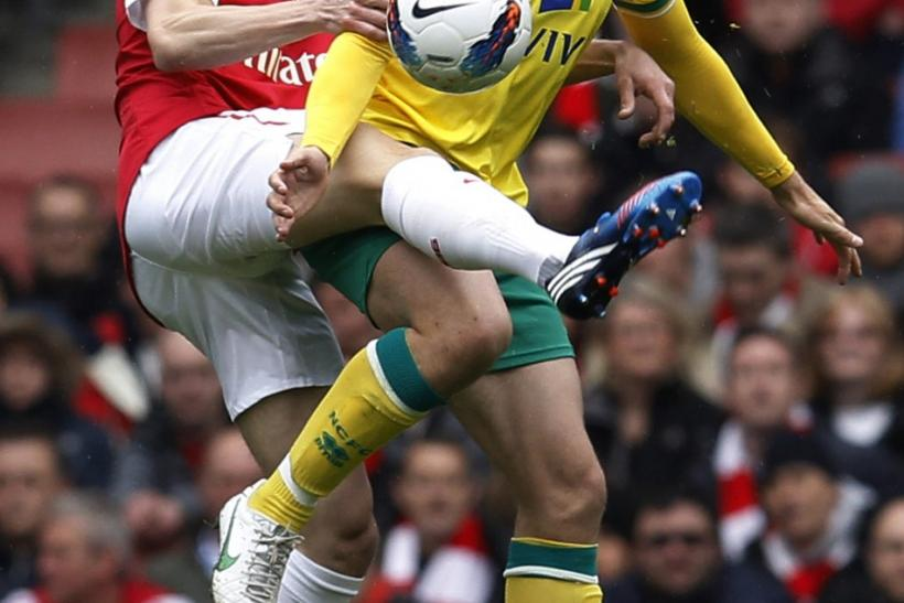Arsenal v Norwich