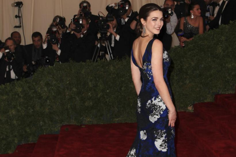 2012 Met Gala Red Carpet Arrivals