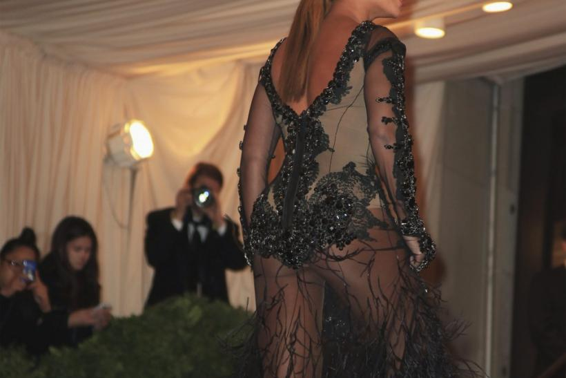 2012 Met Gala Most Dramatic Gowns