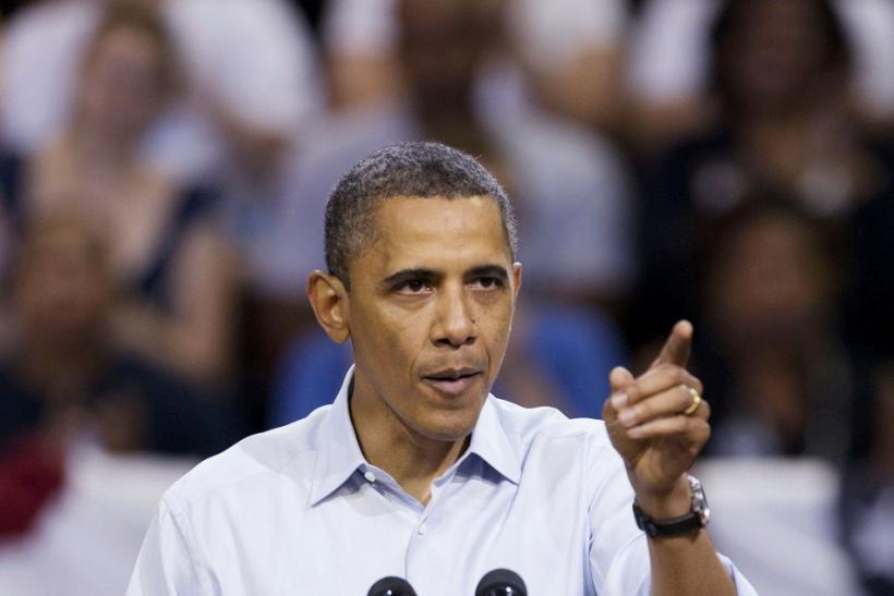 Obama: Same Sex Marriage Should Be Legalized