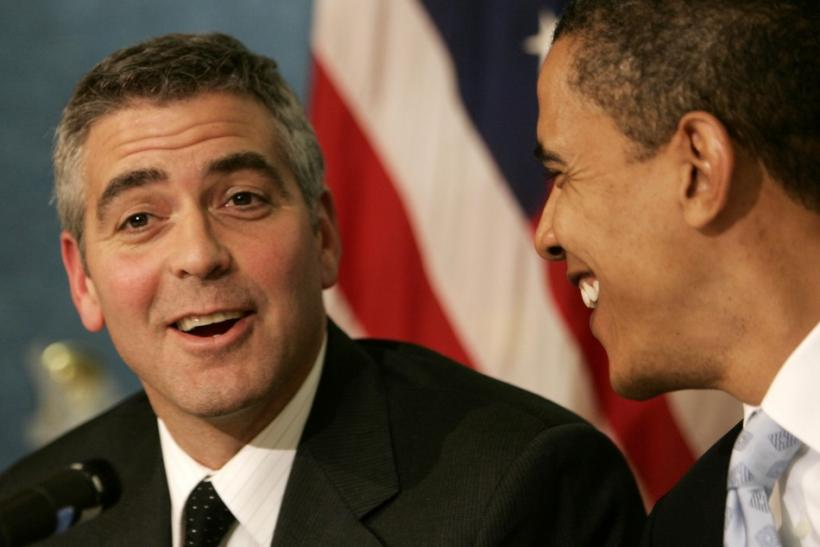 Obama-Clooney Fundraiser Breaks Records with $15M
