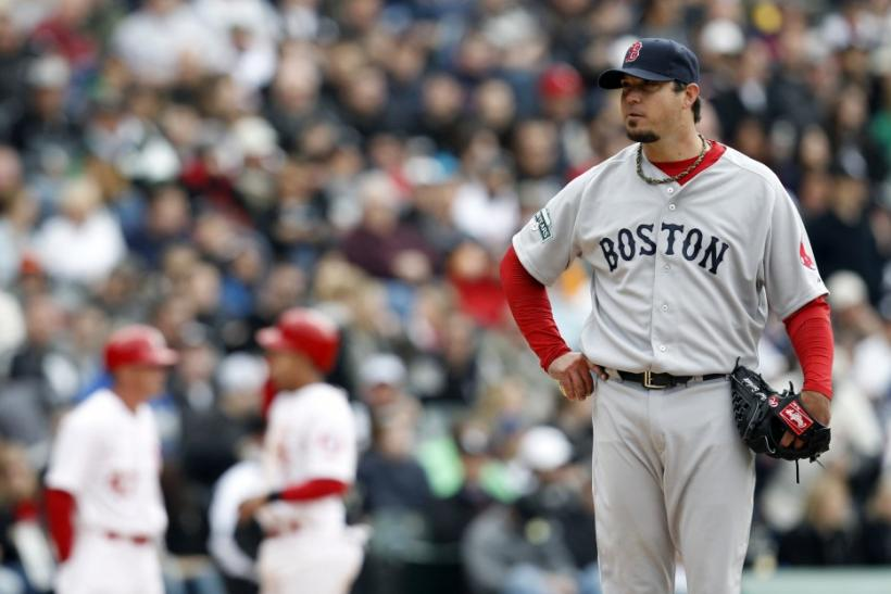 Josh Beckett's surly attitude and lack of accountability have added to Boston's woes.