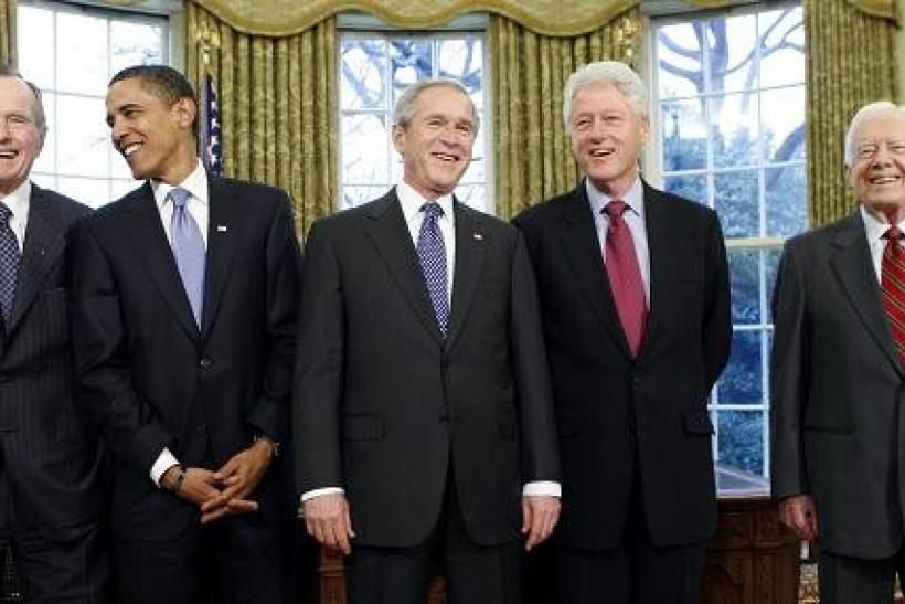 U.S. Presidents and U.S. Economy