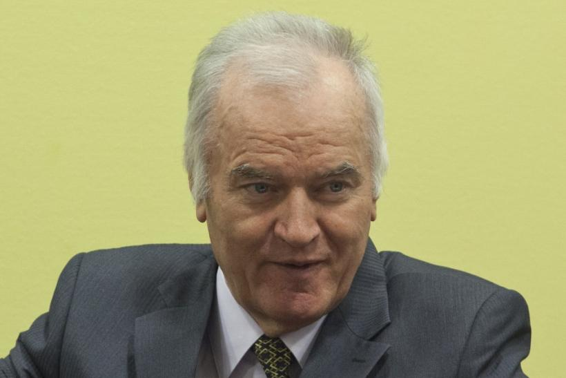 Former Bosnian Serb army chief General Ratko Mladic is believed to be responsible for worst atrocities in Europe since Nazi era