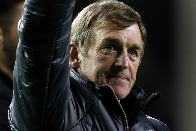 Kenny Dalglish was sacked by Liverpool owners the Fenway Sports Group on Wednesday.