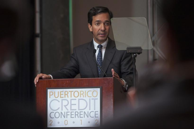 Governor Luis Fortuño of Puerto Rico