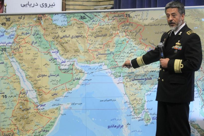 Iran Lashes Out At Google Over Lack Of \'Persian Gulf\' On Maps