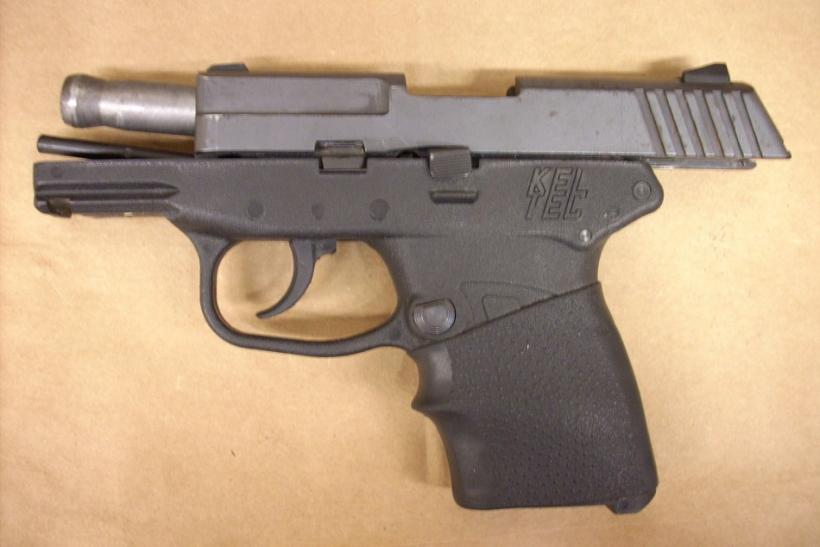Handout photo of the handgun that was used in the shooting death of Trayvon Martin