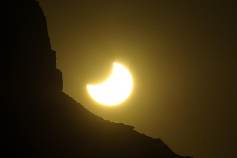 Solar Eclipse 2012