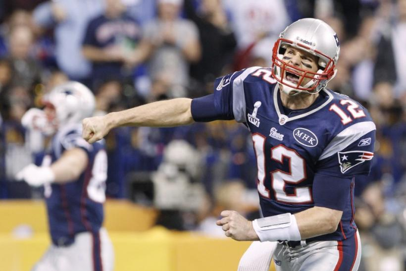The Patriots are considered one of the favorites to win the Super Bowl in 2013