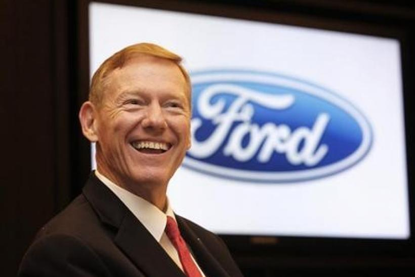 No. 9: Alan R. Mulally, Ford Motor Co., $29.5 million