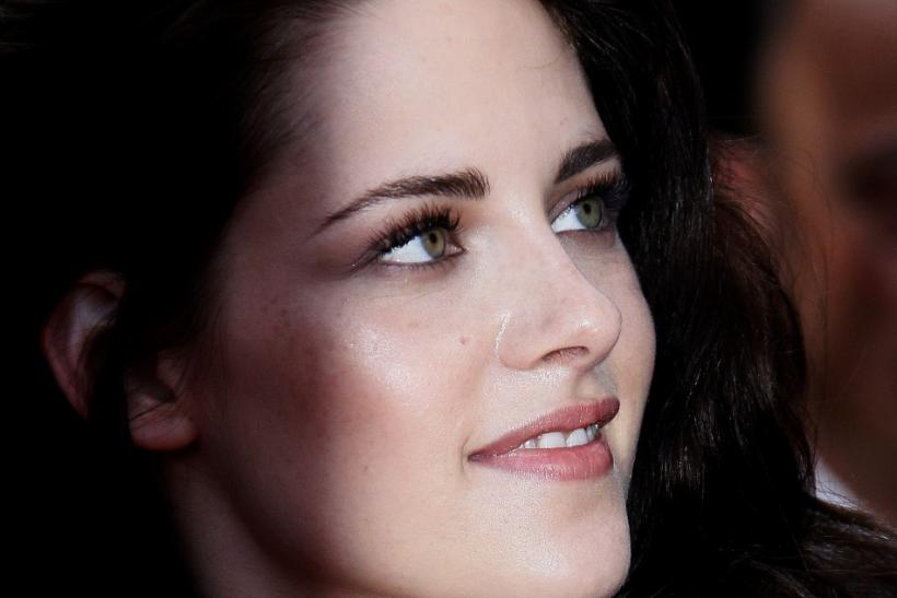 Kristen Stewart's Naked Issues