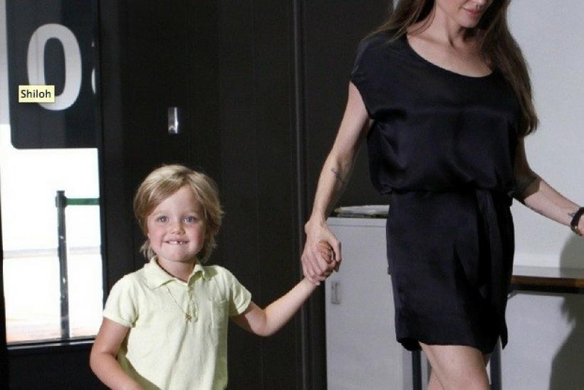 Shiloh Jolie-Pitt Turns Six: From Baby to Tomboy [PHOTOS]