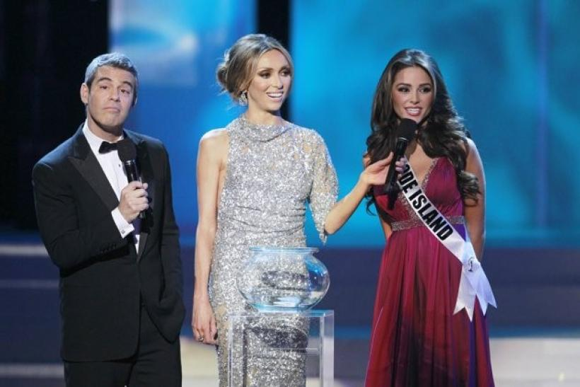 Miss Rhode Island, 20-year-old Olivia Culpo, was named the winner of the 2012 Miss USA pageant on Sunday, beating out 51 other contestants at the Planet Hollywood Resort & Casino in Las Vegas. Culpo was crowned by Miss USA 20122 Alyssa Campanella from Cal