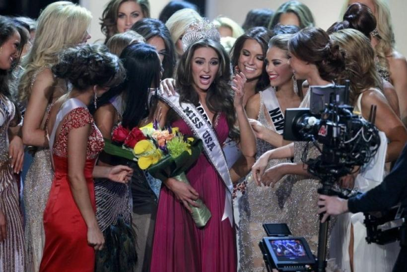 Miss USA Rigged