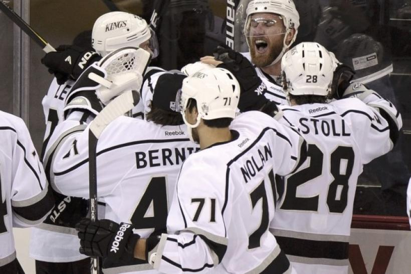 The Los Angeles Kings won their first Stanley Cup in franchise history.
