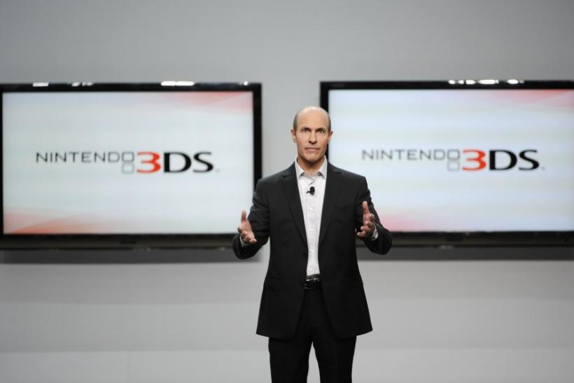 Nintendo All-Access Presentation at E3 2012