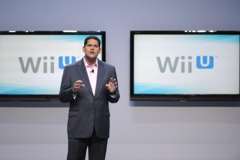 Reggie Fils-Aime Speaks at E3