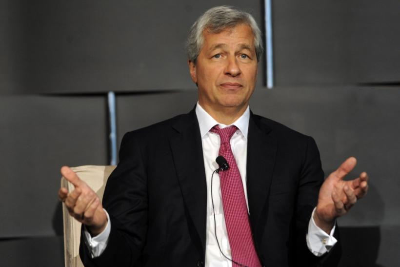 Jamie Dimon JP Morgan London Whale Bruno Iksil